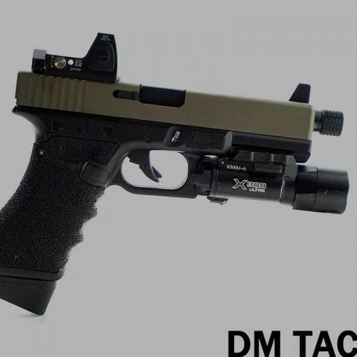 DM Gear RMR High Sight Mount for G Series