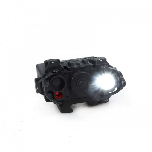 Sotac AN/PEQ 15 Double Beam Aiming Laser Advanced 2 Plastic Version (Red Laser)