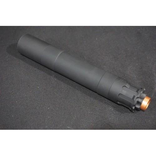 RGW Airsoft .45 Obsidian 14mm CCW Silencer