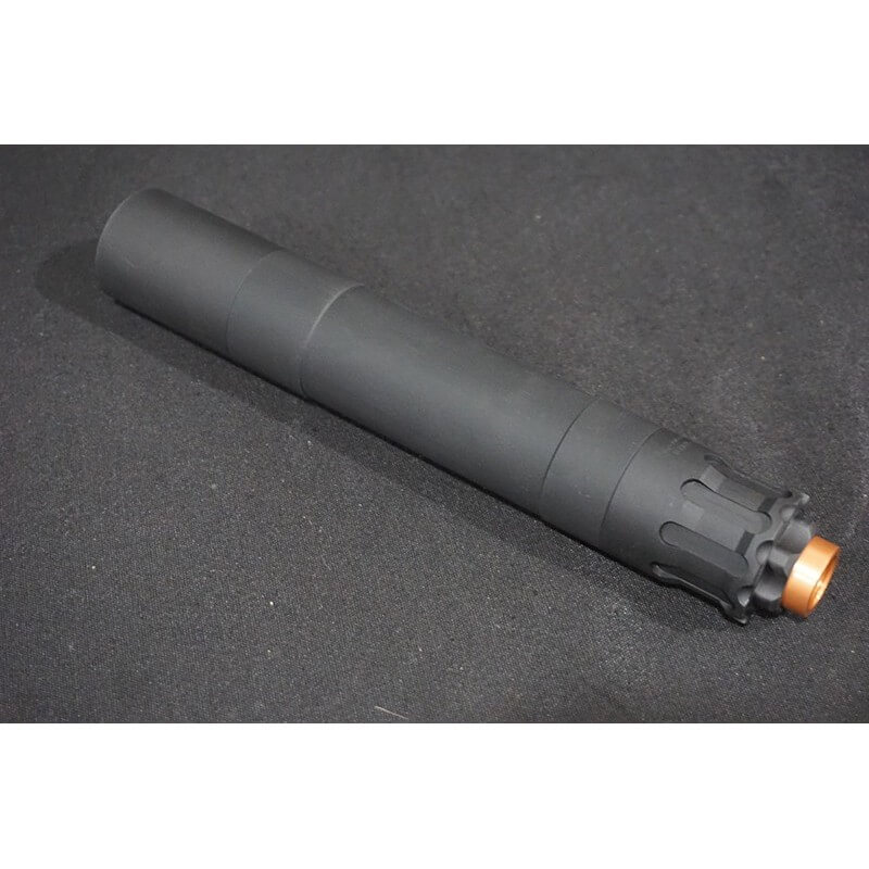 RGW Airsoft .45 Obsidian 14mm CCW Silencer