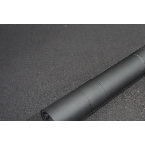 RGW Airsoft 9mm Obsidian 14mm CCW Silencer