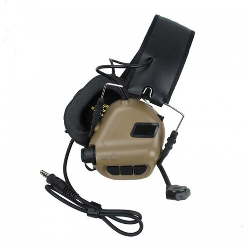 OPSMEN M32 Hearing Protection Headset With Standard Plug