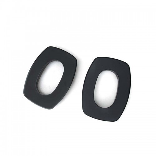 OPSMEN S12 Gel Ear Pads with Relief Cuts for Glasses for Impact Sport Headset