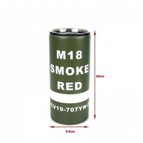 Waterfull M18 Smoke Grenade Style Canteen
