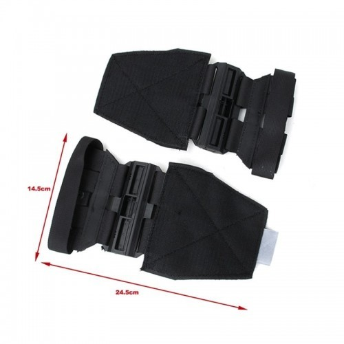 The Black Ships Magnetic Lock Cummerbund Adapter