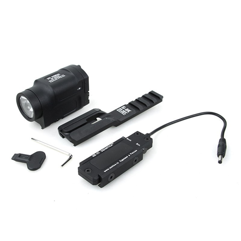 Sotac ZenitCo 2P-IK Klesh Flashlight Set