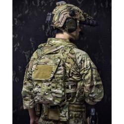 Cork Gear Vest Pack Zip On Panel (Replica MC)