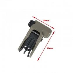 TMC Lightweight Folding M4 Front Sight
