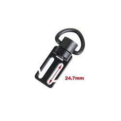 TMC Detachable Aluminum Sling Hanging Buckle