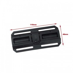 TR Gear Long Type Magnetac Lock Buckle