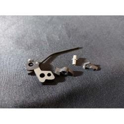 5KU Steel Type 7 Hammer Set for Marui Hi-Capa GBB
