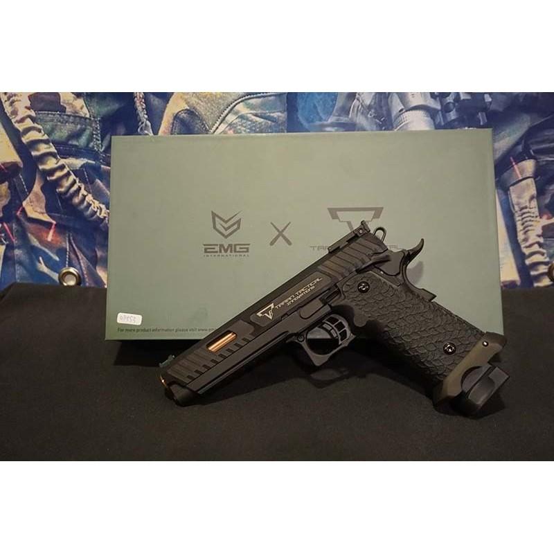 EMG STI / TTI Licensed JW3 2011 Combat Master GBB Pistol