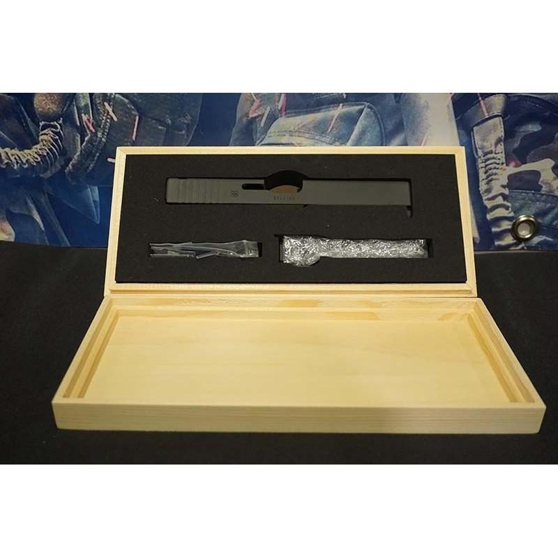BJ Tac Lightweight Steel Slide and Barrel Kit for Gen3 G-Series
