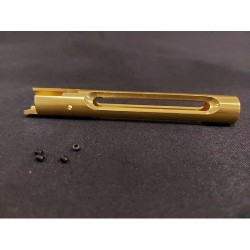 5KU Non-Recoil Hollow Outer Barrel for Hi-Capa 5.1 GBB