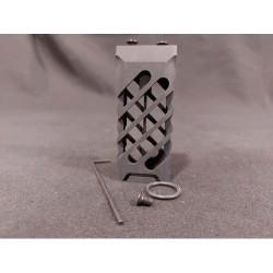 5KU Angled Stripes Ultralight Vertical Grip Standard Version