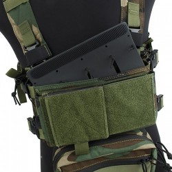 TMC Kydex SMG Mag Holster Insert for Chest Rig