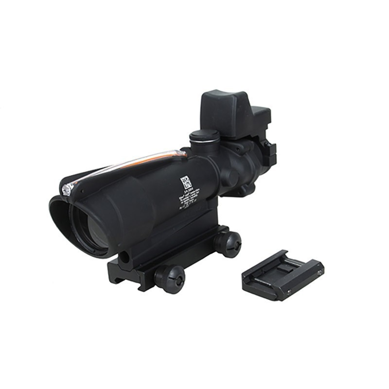 Log Value ACOG TA31 3.5 Scope with Red Dot Sight