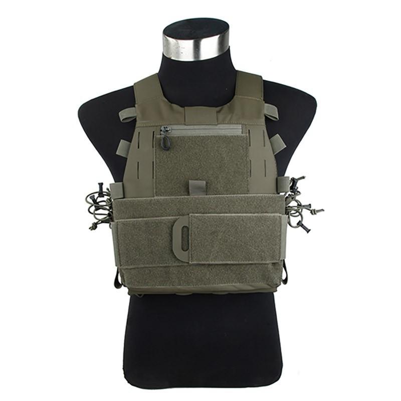 TMC Assault Slickster Plate Carrier