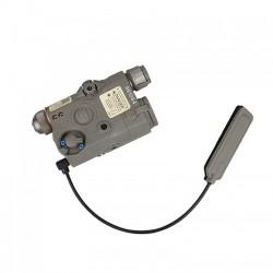 TMC PEQ LA5-C UHP (Green Laser Version)