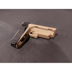 BJ Tac Saber Assault Type 3 Stock
