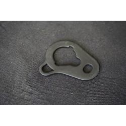AABB Steel Gun Stock Ring Sling Swivel