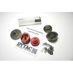 Dytac 18:1 Economic Ver Standard Torque Flat Steel Gear and Tune-Up Set
