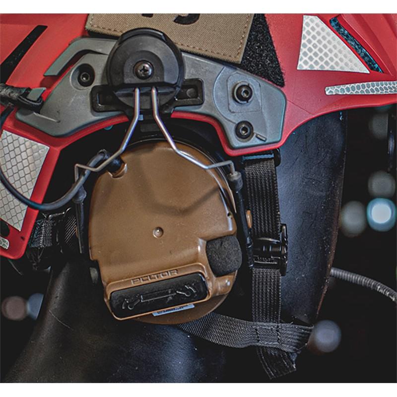 TMC Lightweight Comtac Headset Adapter Attachments Kit