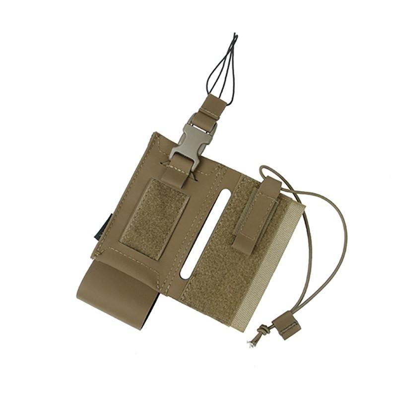 TMC Lightweight Configurable Radio Pouch
