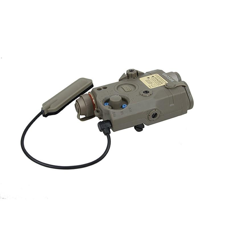 TMC PEQ LA5-C UHP (Red Laser Version)