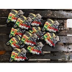 TMC x Princlple Tac TukTuk PVC Patch
