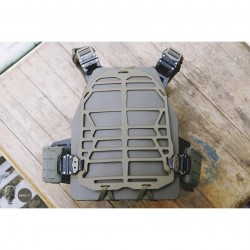TMC Kydex Frame Carrier with Plate Dummy