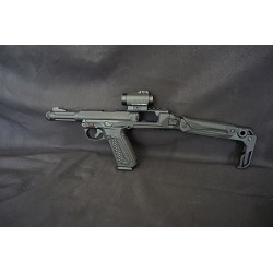 Action Army Adjustable Polymer Folding Stock for AAP01