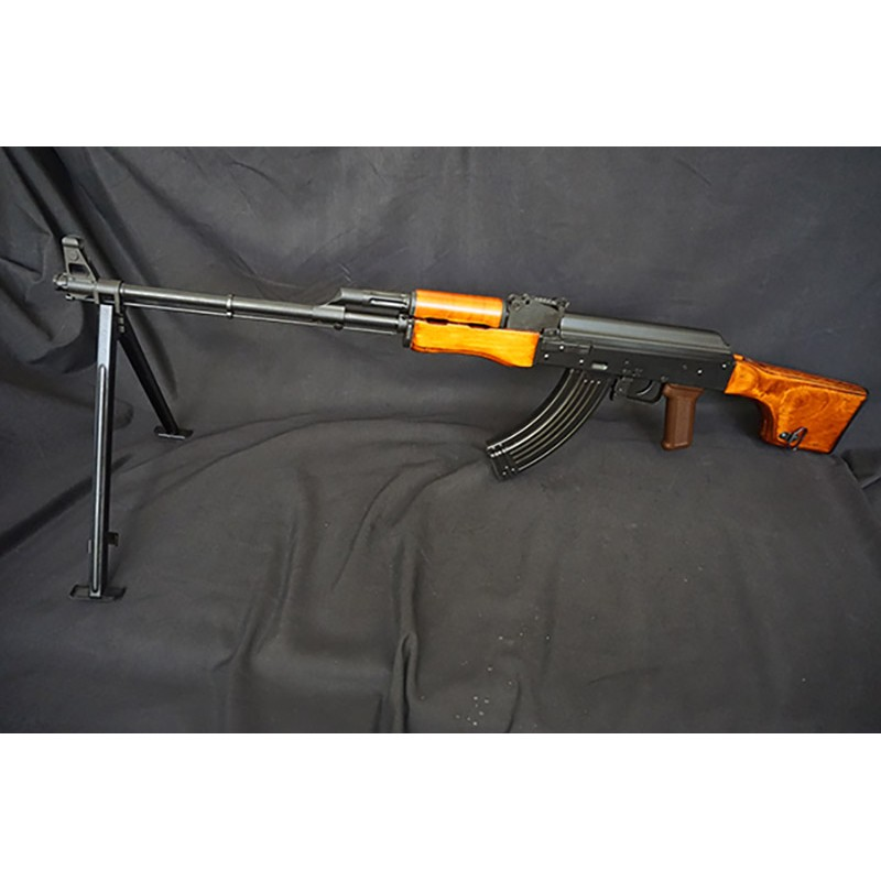 GHK RPK Full Metal GBB Rifle with Real Wood Furniture