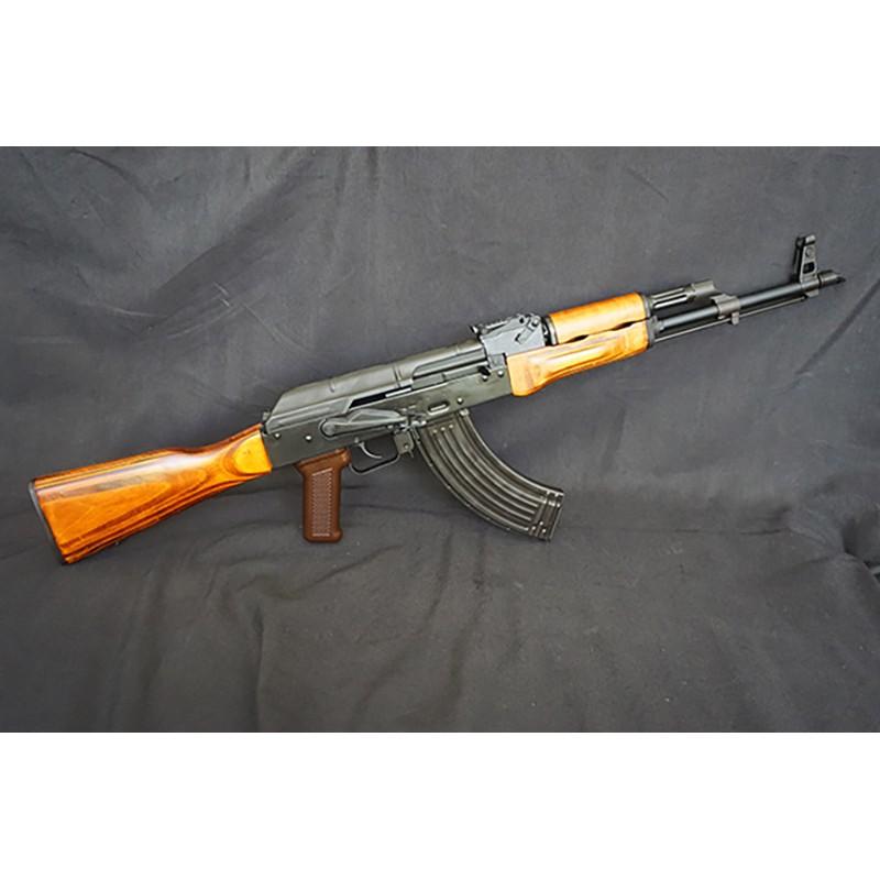 GHK AKM Full Metal GBB Rifle with Real Wood Furniture