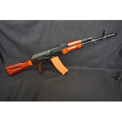 GHK AK74 Full Metal GBB Rifle with Real Wood Furniture