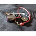 FCC Gen2 Mini MOSFET Set with Steel Stock Tube Cap and Short Control Cable for PTW