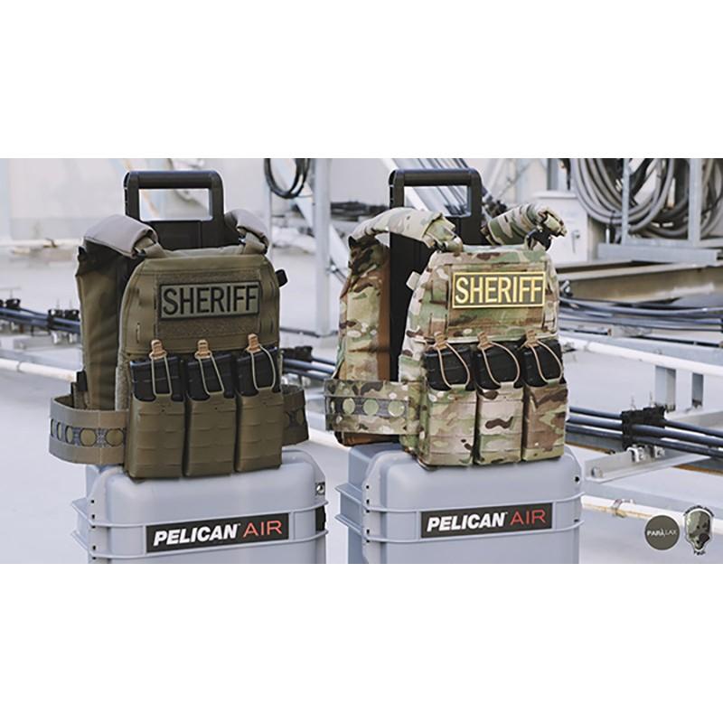 TMC Lightweight Modular Assault Solution Plate Carrier