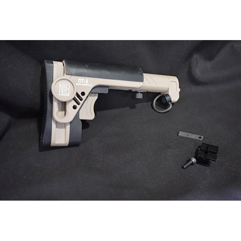 5KU PT-3 Style AK Telescopic Side Foldable Stock for AK Series