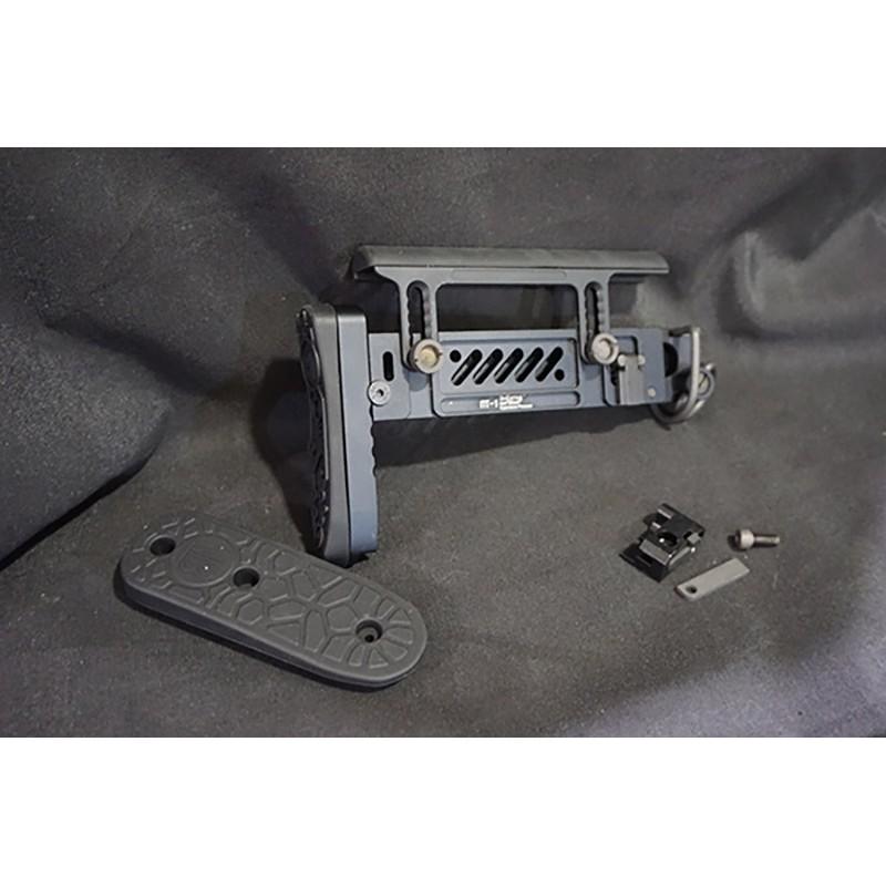 5KU PT-1 Style AK Telescopic Side Folding Stock Gen 2 for AK Series
