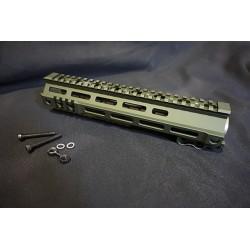 BJ Tac 10Inch Super Modular Rail MK4 Federal 3.0