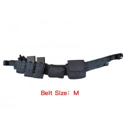 TMC First Line Full Set - Wolf Grey (Belt Size: M)