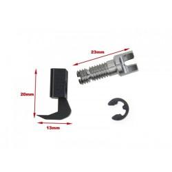 T8 High Speed Version Enhanced Steel Bolt Carrier Hammer Assist