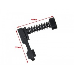 T8 CNC Steel KAC Style Ambi Mag Release