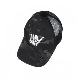 Waterfull Lightweight Skull Hand Style Mesh Cap