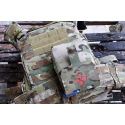 TMC Heavy Duty Quick Draw Micro Trauma Medical Pouch