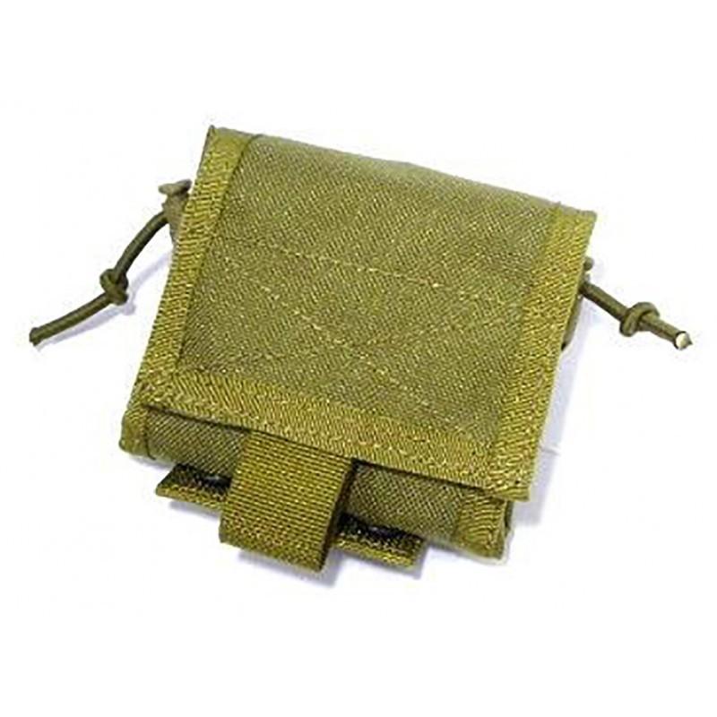 TMC Lightweight Folding Dump Pouch (TAN)