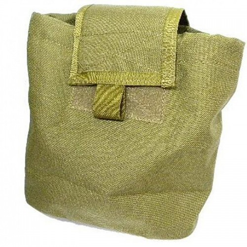 TMC Lightweight Folding Dump Pouch (TAN)