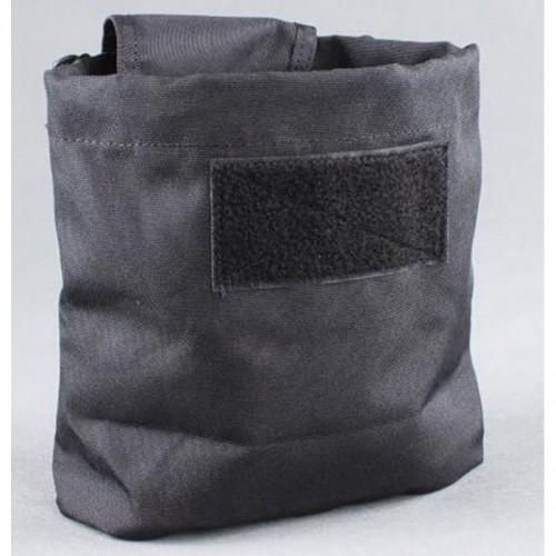 TMC Lightweight Foldable Dump Pouch (Black)