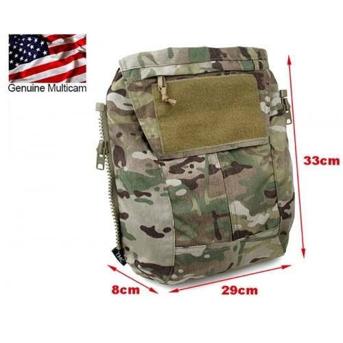 TMC Vest Pack Zip On Panel