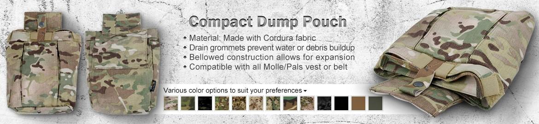 Dump Pouches